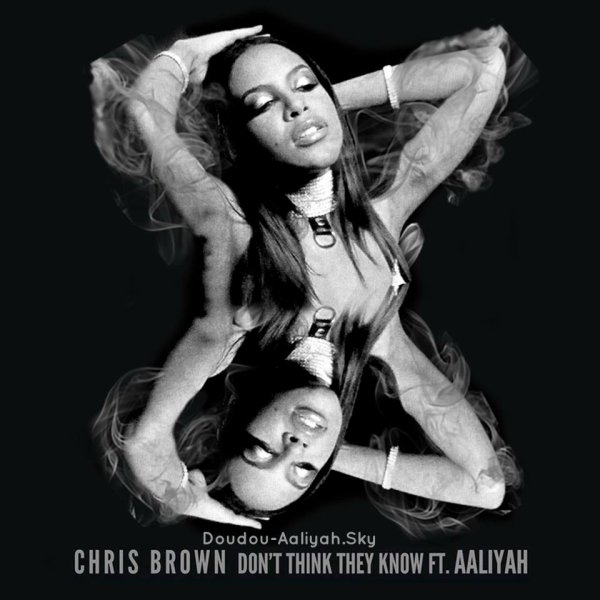 CHRIS BROWN FEAT AALIYAH - DON'T THINK THEY KNOW