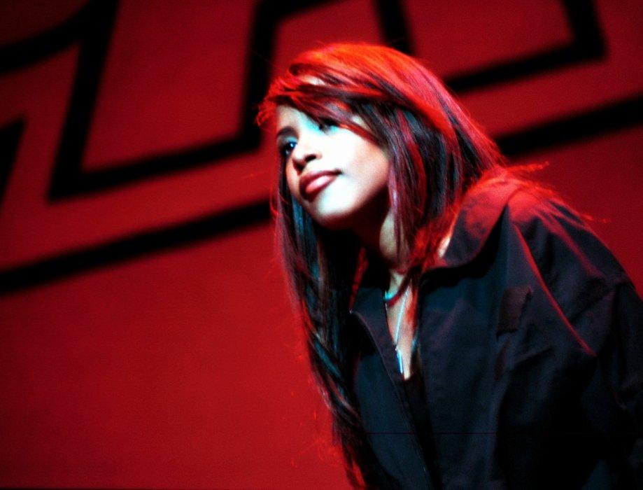 ♥ Je t'aime Aaliyah ♥