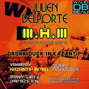 Adrien Aubrun & Francoise Denning vs Vengerov, Swanky Tunes & Hard Rock Sofa  / John Dahlback vs Drunk Duck in Kazantip (2011)
