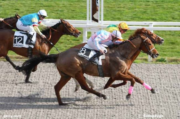 CHANTILLY et CAEN le 04/04/2016