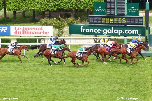 SAINT-CLOUD le 11/05/2016