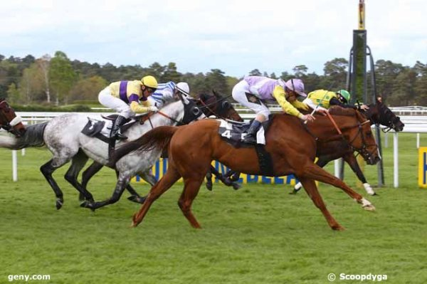 SAINT-CLOUD le 29/05/2016