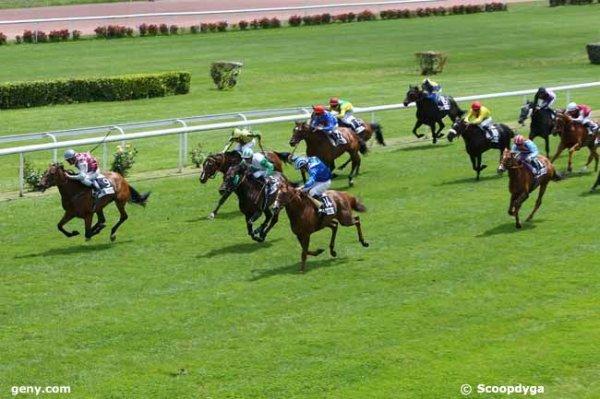 DEAUVILLE, ARGENTAN et VICHY le 04/06/2016