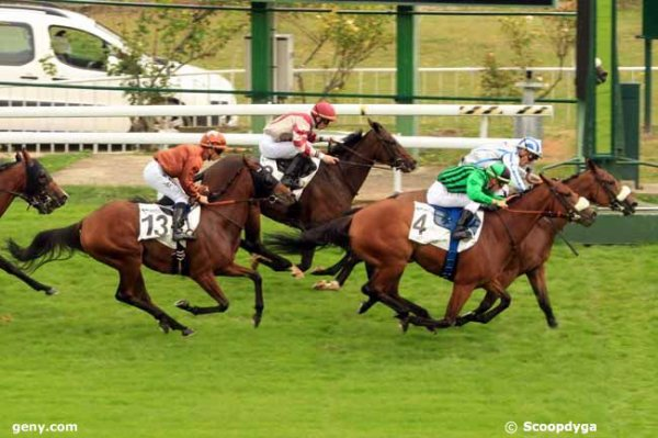 SAINT-CLOUD et VINCENNES en nocturne le 11/10/2016