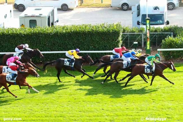 CHANTILLY et GRAIGNES le 29/10/2016