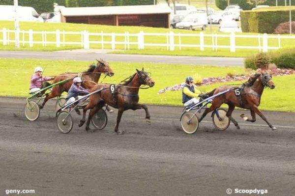 Journée faite au bout de 2 courses a VINCENNES : 217 Dudu du Noyer 215 Diamant du Sam 206 Diego de Bomo ( Anthony Dollion !) la totale en 3 chevaux + trio simples et tous les couplés !