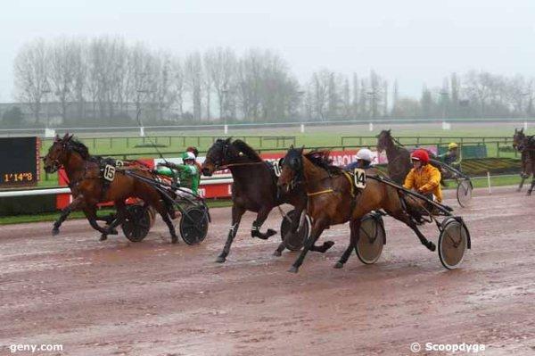 114 Aimée de Pervenche* (mon tocard !) gagne la Quinté+ du jour a 22/1 !