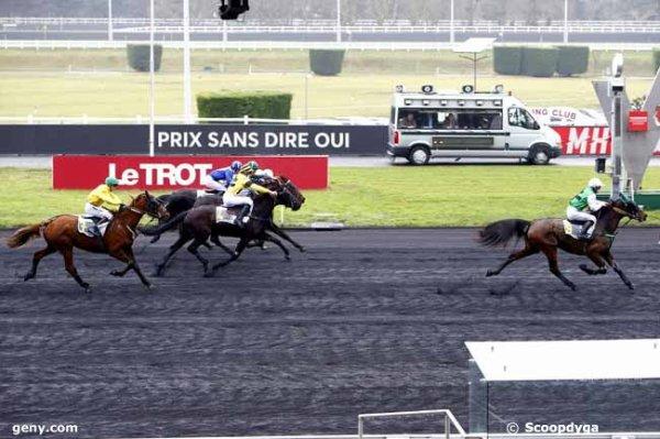 109 Clara du Pontseuil ( Guillaume Moinon !) gagne a 52/1 !