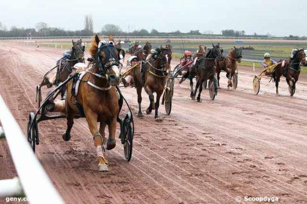 Du beurre pour nos épinards !   602 Diaghilev gagne a 8/1 - 605 Dassero 2éme a 6/1 le tout en 2 chevaux !