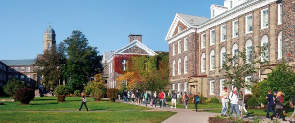 Canadian Universities and Colleges - thechopras.com