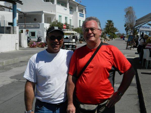 """7e voyage à Stromboli - Frank """"International"""" (27/04/2012)"""
