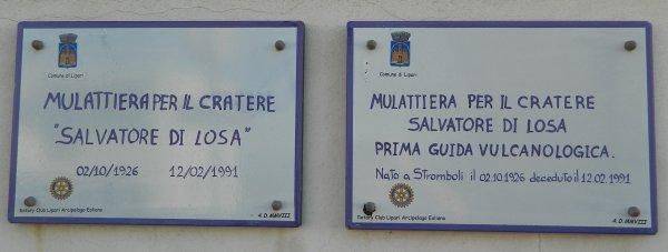 """7e voyage à Stromboli - Mulattiera """"Salvatore di Losa"""" - 26/04/2012"""