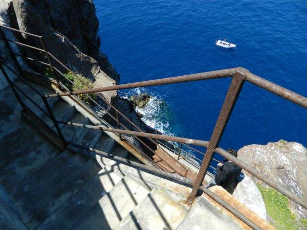7e voyage à Stromboli - Strombolicchio (26/04/2012)