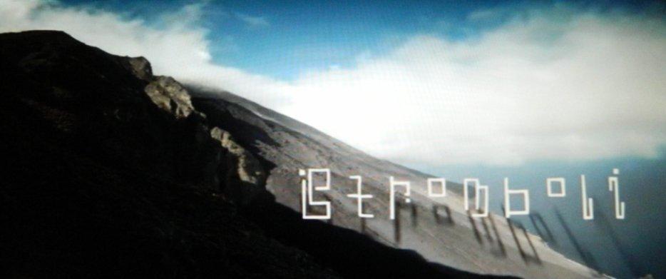 Descente du Stromboli en parapente - video & photos issues de cette video (1/2)