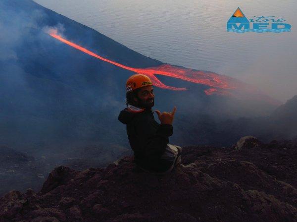 Eruption exceptionnelle des 07 & 08/08/2014 - 2