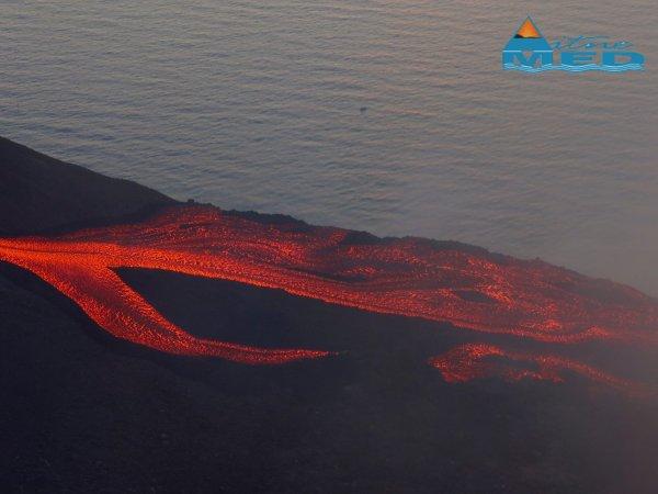 Eruption exceptionnelle des 07 & 08/08/2014 - 6