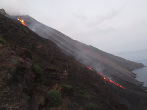 Eruption exceptionnelle des 07 & 08/08/2014 - 9