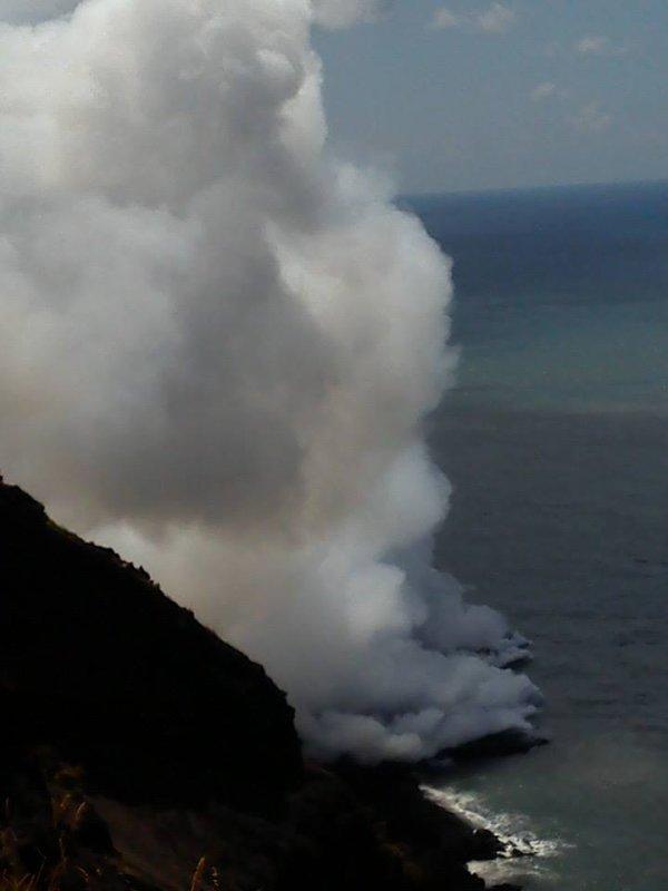 Eruption exceptionnelle des 07 & 08/08/2014 - 10