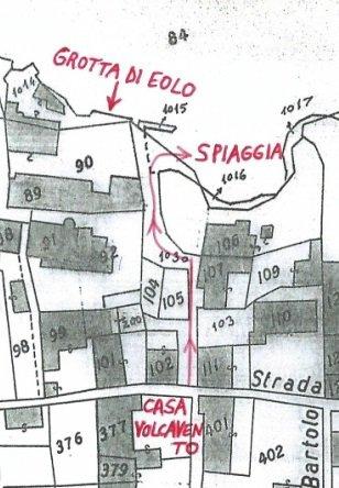 """J'ai trouvé la maison du film """"Stromboli"""" (1950) !      :-)      (1/3)"""