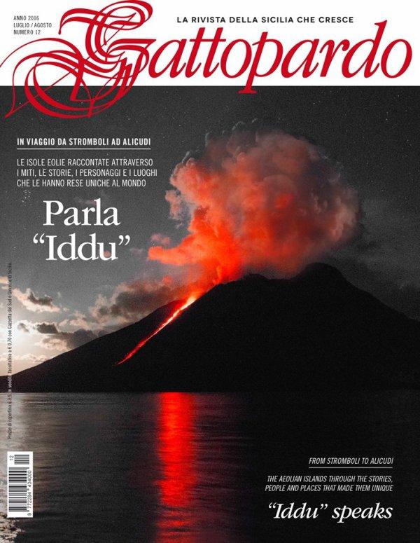 """Revue """"Gattopardo"""" n° 12 - juillet/août 2016"""