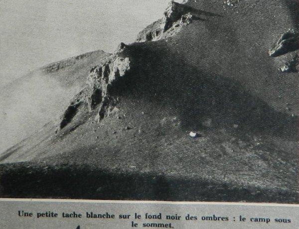 """""""Le Soir Illustré"""" n°891 du 21/07/1949 - Le secret du Stromboli par Haroun Tazieff - 4"""