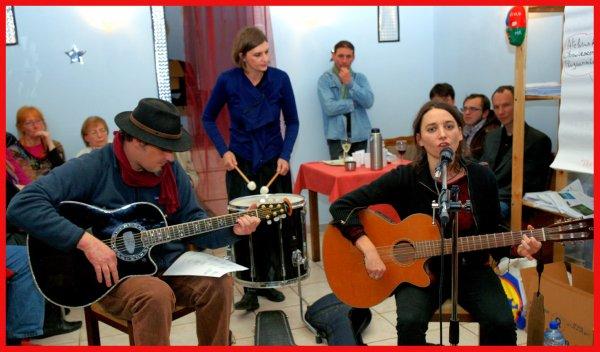 Le Coin aux étoiles - Un café d'artistes à Mons