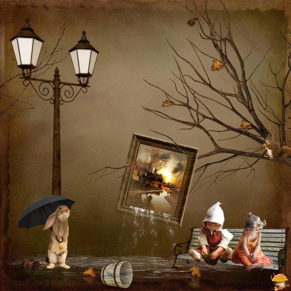 Voilà l'automne !!!