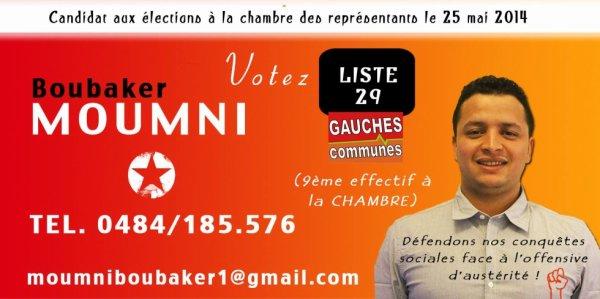 Voter Gauches Communes Liste 29