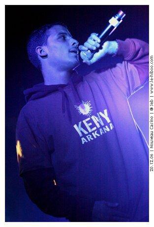 mena concert a paname au nouveau casino avec keny arkanna (album en preparation) des news son bientot dispo!!!!!!!!!