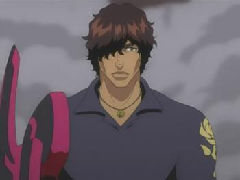 Yasutora Sado alias chad