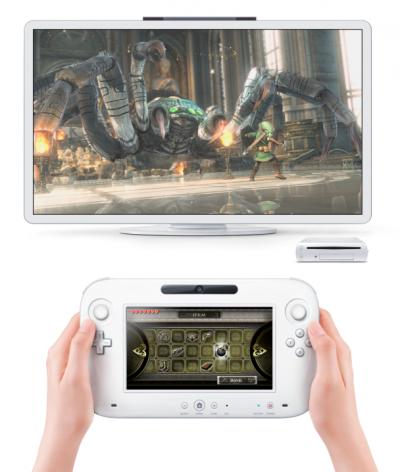 WII U Nintendo <3