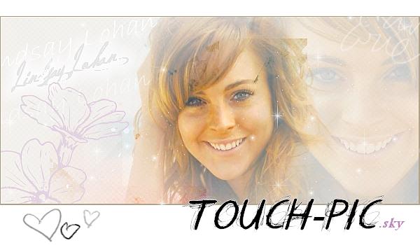 . Bienvenu sur Touch-pic.