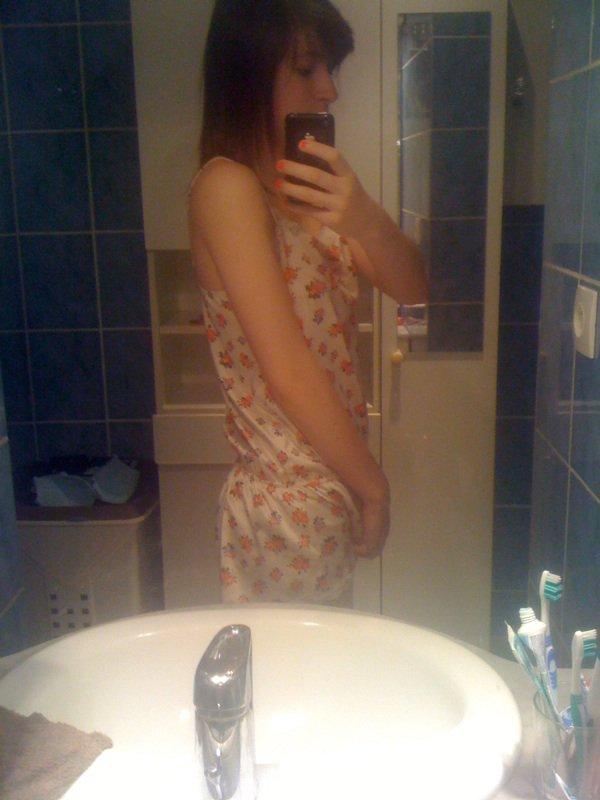 Moi en pyjama quand on ses pas quoi faire bas on s'occupe