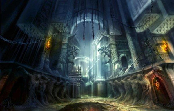 La forteresse des âmes damnées