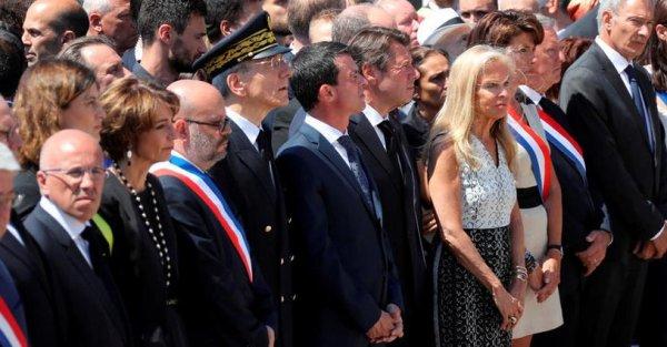 Le 18.07.2016: Hommage à Nice
