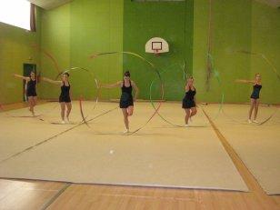 Les derniers entraînements de l'été 2010