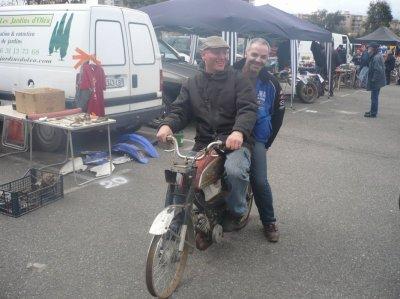 Bourse moto à Toulouse ....