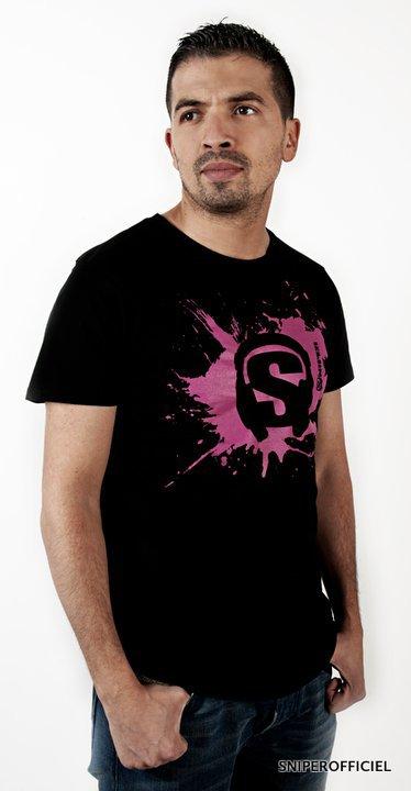 T-SHIRTS SNIPER 2011