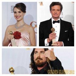 Spéciale Critics choice awards et Golden Globes 2012