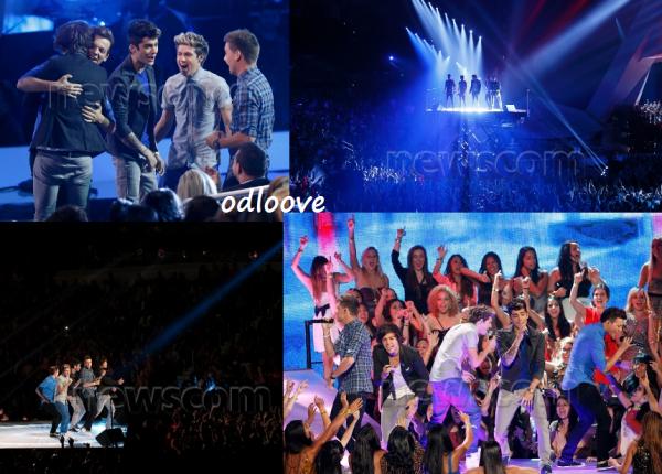 Vidéo Music Awards - 6 Septembre