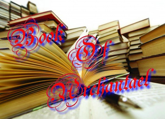 Book-Of-Archantael