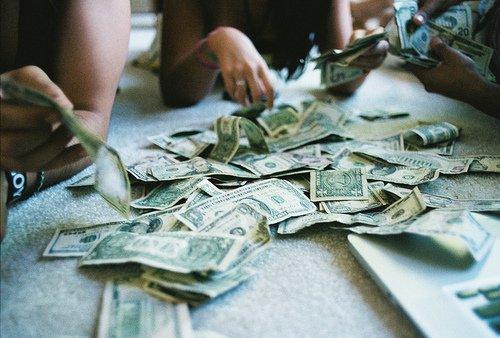 Money Money Money..