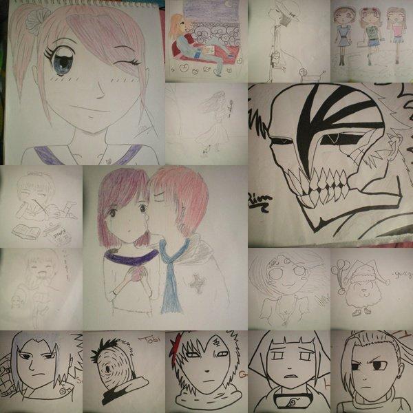 Mes arts !! <3
