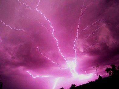 # L'orage :/ #