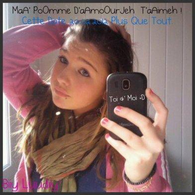 # MaA' PoOmme D'aAmoOur Aa' MoOi #