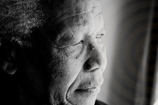 Good bye Mandela