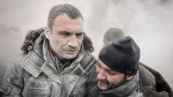 Manifestation en Ukraine Klitschko serait mort bientôt