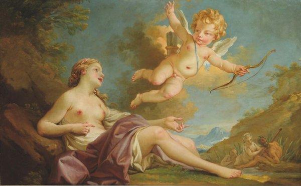 *Vénus et Amour