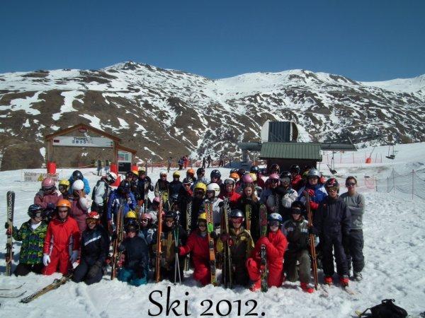 Ski 2012.