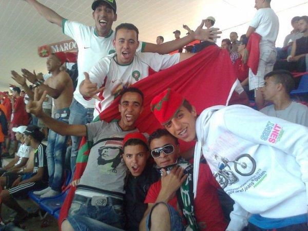 a la ville de marrakeche